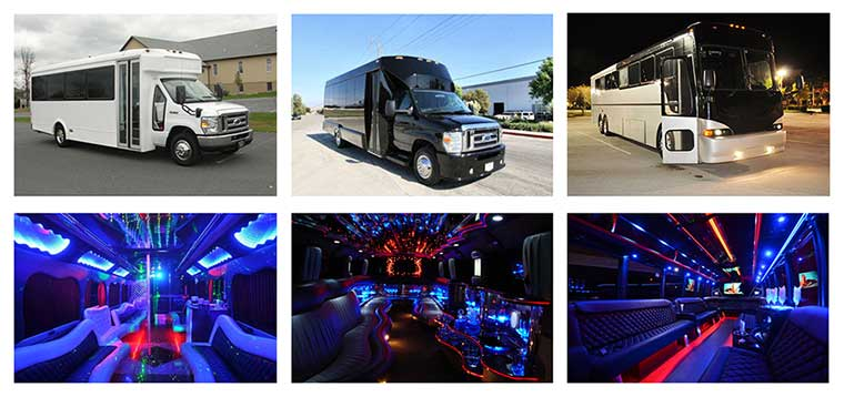 Party Buses Tulsa