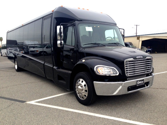 tulsa party bus rental